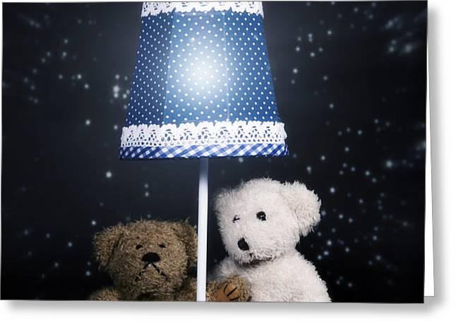 teddy bears Greeting Card by Joana Kruse