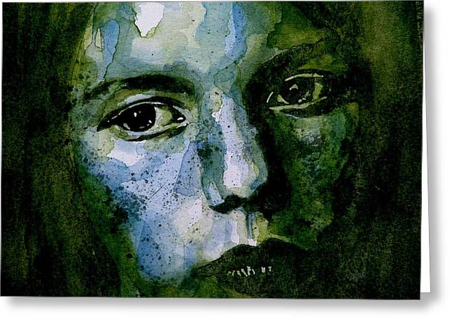Children Greeting Cards - Tell MeTheres a Heaven Greeting Card by Paul Lovering