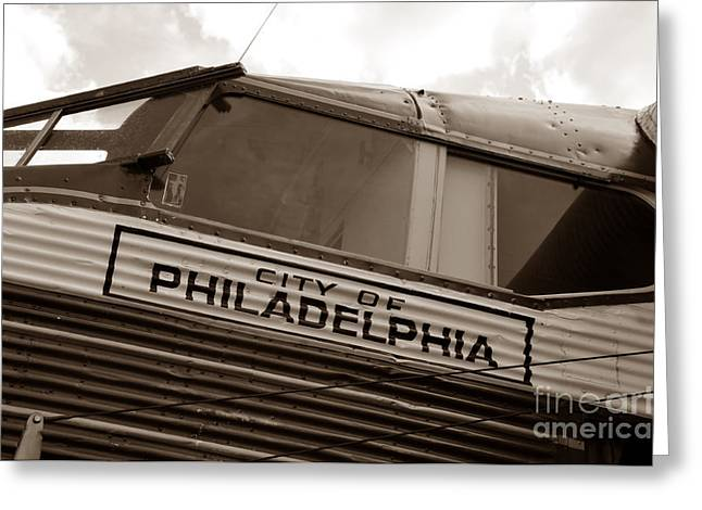 Ford Trimotor Greeting Cards - Temple of Doom Trimotor Greeting Card by David Lee Thompson