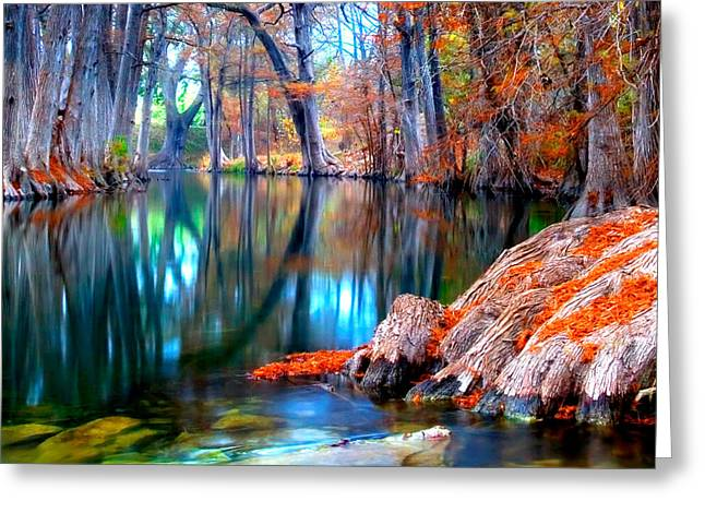 Fall Photos Greeting Cards - That For Which Im Thankful Greeting Card by Katya Horner