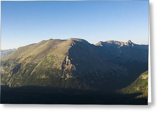Heaven Greeting Cards - The Alpine tundra of Rocky Mountains in the morning light Greeting Card by Ellie Teramoto