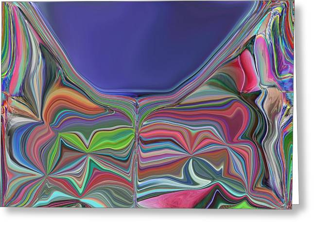 Chalice Greeting Cards - The Chalice Greeting Card by Tim Allen