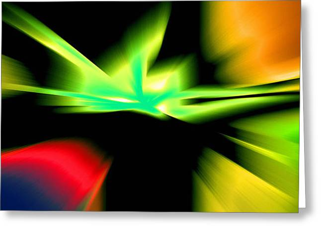 Subtle Colors Greeting Cards - The Flame Of Hope Greeting Card by John Neumann