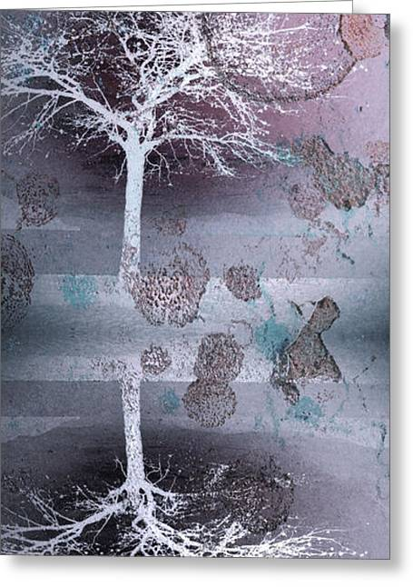 Reflections Digital Art Greeting Cards - The Holder of Misplaced Dreams Greeting Card by Tara Turner