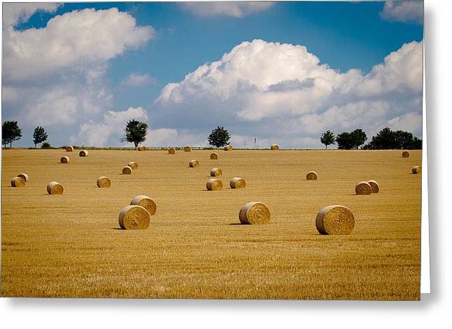 Himmel Greeting Cards - The Last Days Of Summer Greeting Card by Andreas Levi