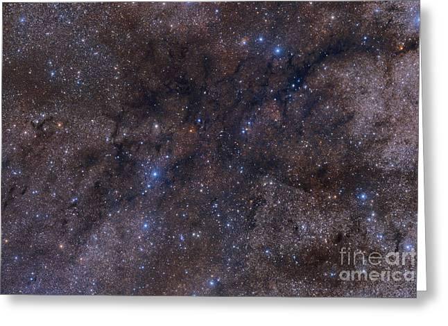 Twinkle Greeting Cards - The Massive Dark Nebula Complex Ldn Greeting Card by John Davis