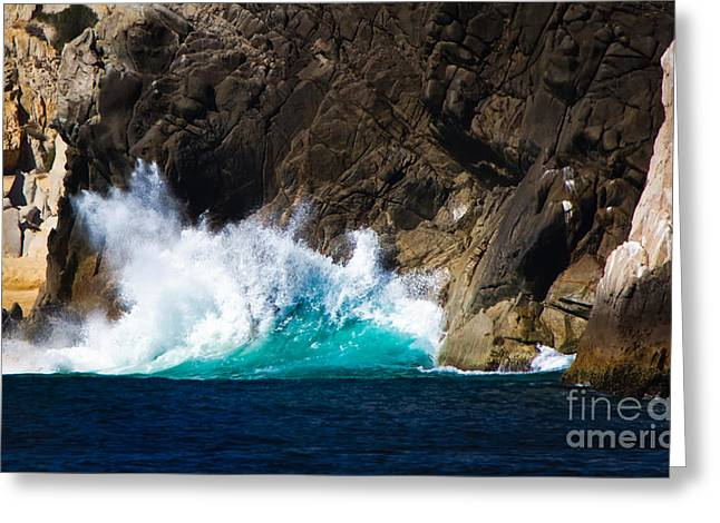 Cabo San Lucas Greeting Cards - The Pulse of Cabo San Lucas Greeting Card by Doug Sturgess