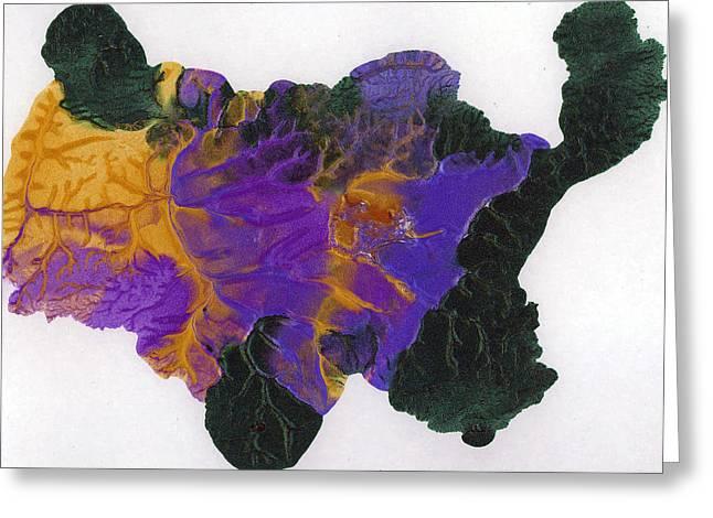Ties That Bind Greeting Cards - The Ties that Bind Greeting Card by Gloria Warren