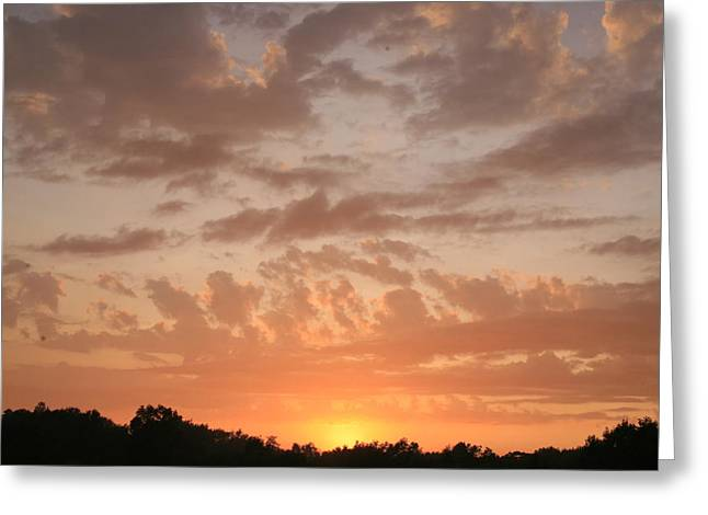 Sunset Scenes. Mixed Media Greeting Cards - There is coming a day Greeting Card by Robert Pearson