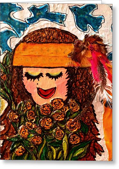 Laura Grisham Greeting Cards - These Are a Few of My Favorite Things Greeting Card by Laura  Grisham