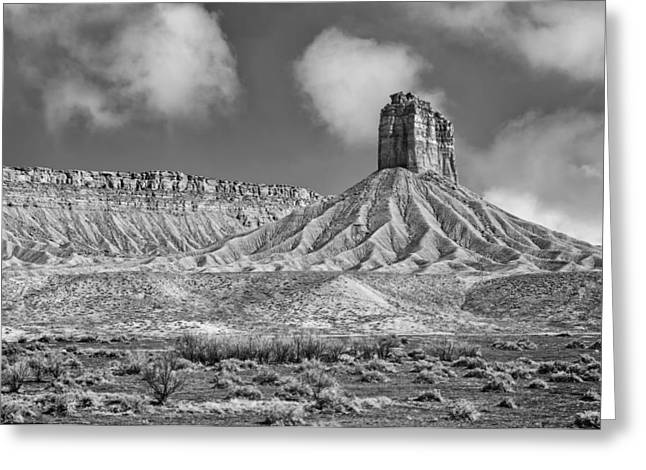 Mesa Verde Greeting Cards - This is Colorado No. 4 - Mancos Canyon Greeting Card by Paul W Sharpe Aka Wizard of Wonders