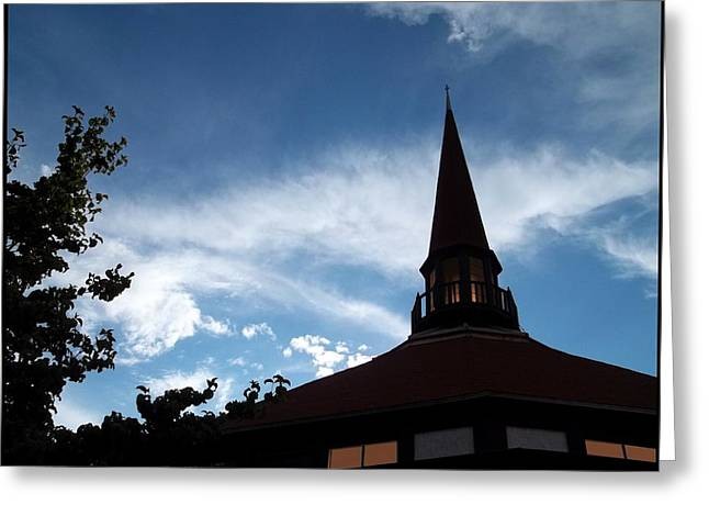 Believers Greeting Cards - Thou Art Worthy Greeting Card by Glenn McCarthy Art and Photography