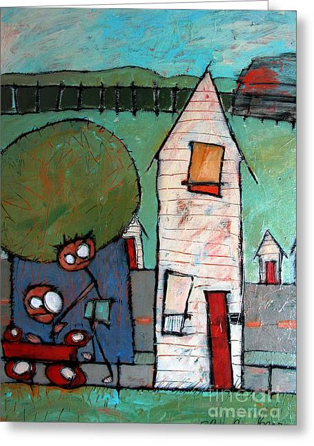 Rr Greeting Cards - Three O Nine Special Greeting Card by Charlie Spear
