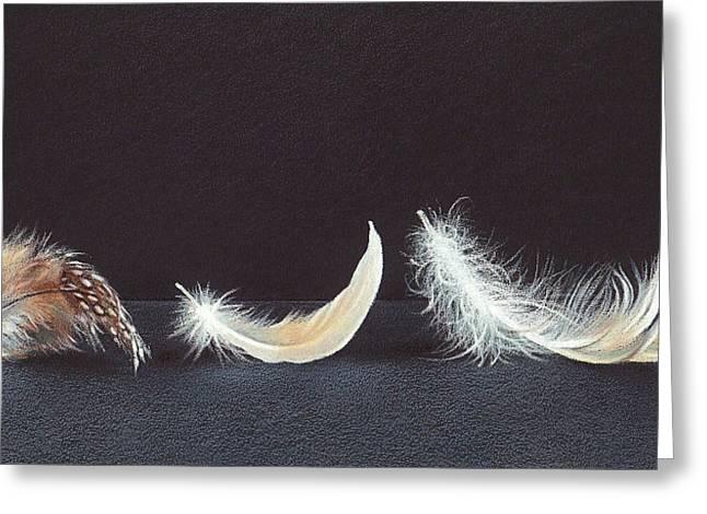 Three wishes Greeting Card by Elena Kolotusha