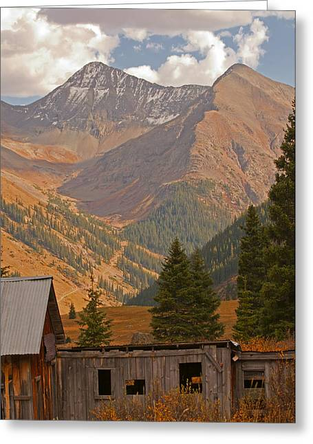 Tomboy Photographs Greeting Cards - Tomboy Village 2 Greeting Card by Al Reiner