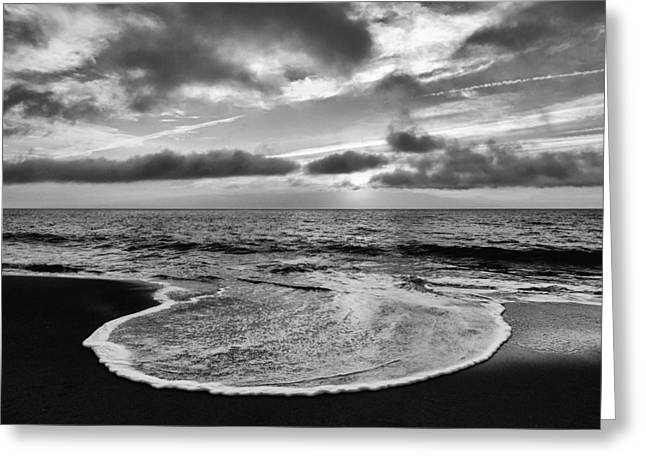 Tongue Of The Ocean Greeting Card by Jim Moore