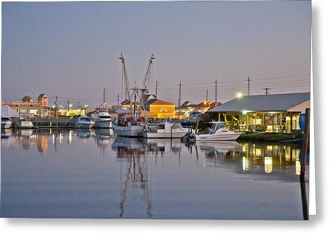 Topsail Island Photographs Greeting Cards - Topsail Island NC Sound Greeting Card by Betsy A  Cutler