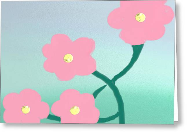 Gina Lee Manley Greeting Cards - Touch Of Spring Greeting Card by Gina Lee Manley