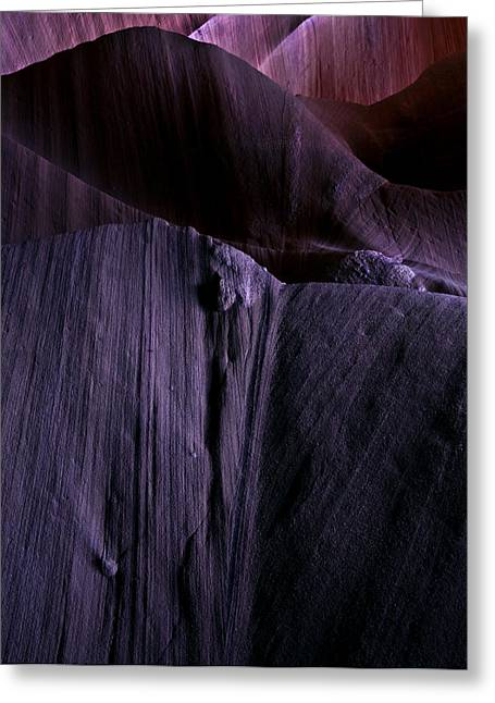 Sandstone Greeting Cards - Transitions Greeting Card by Mike  Dawson