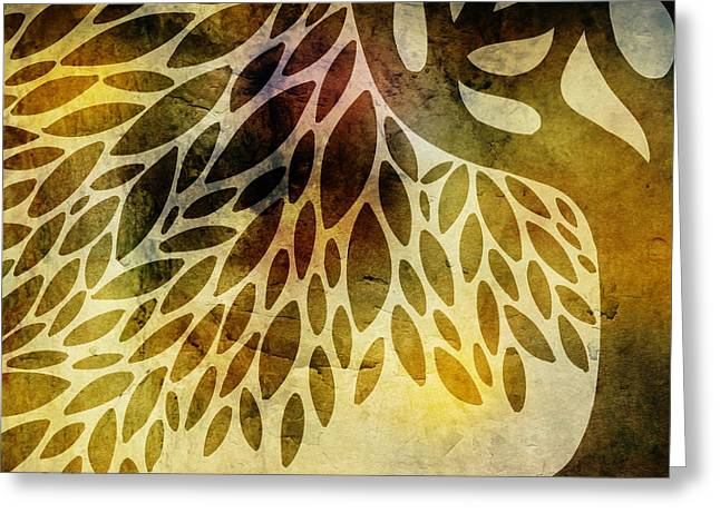 Tree Roots Digital Art Greeting Cards - Tree Greeting Card by HD Connelly