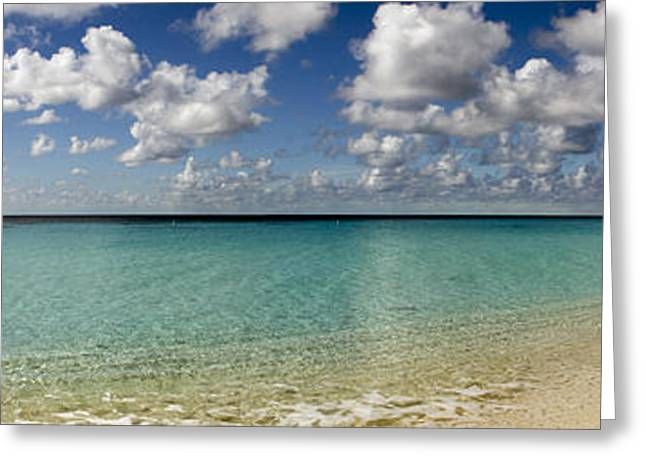 Turk Greeting Cards - Turks and Caicos Caribbean Greeting Card by Gal Eitan