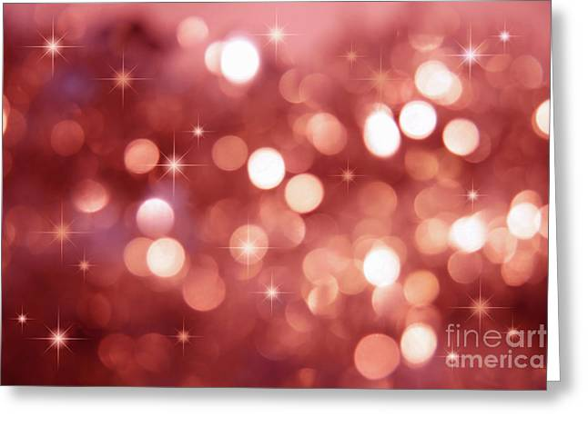 Surprise Greeting Cards - Twinkle little stars Greeting Card by Sandra Cunningham