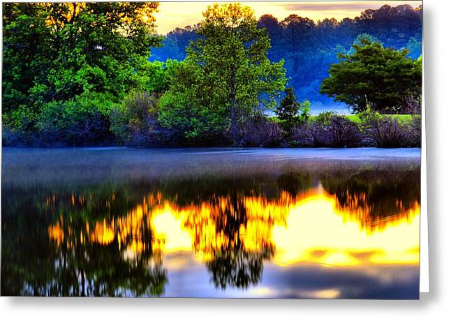 Ken Beatty Greeting Cards - Untitled Greeting Card by Ken Beatty