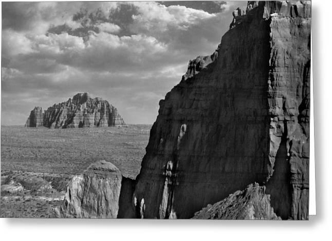 Goblins Greeting Cards - Utah Outback 26 Greeting Card by Mike McGlothlen