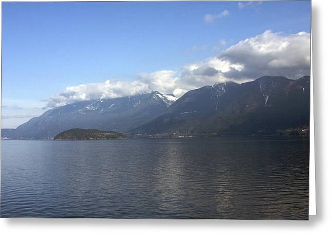 Bonnes Eyes Fine Art Photography Greeting Cards - Vancouver  Greeting Card by Bonnes Eyes Fine Art Photography