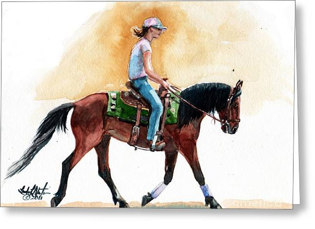 Ft Collins Greeting Cards - Versatility Greeting Card by Linda L Martin