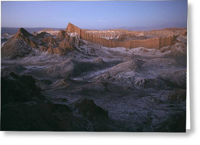 Valley Of The Moon Greeting Cards - View Of The Valley Of The Moon Greeting Card by Joel Sartore