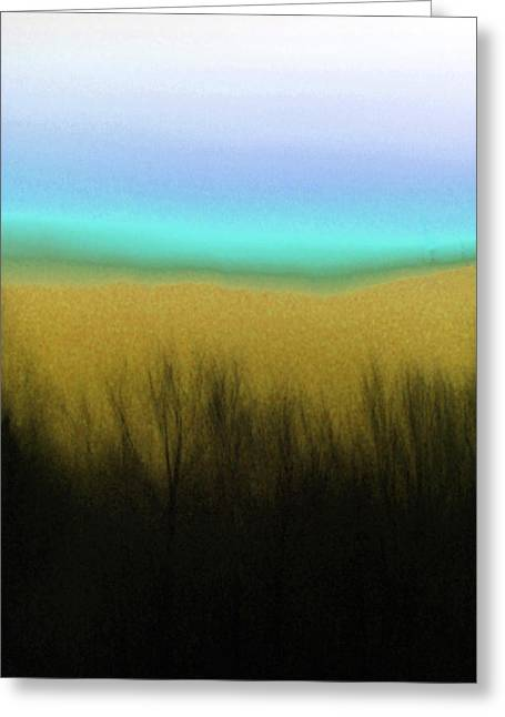 Carolyn Stagger Cokley Greeting Cards - Vision Greeting Card by Carolyn Stagger Cokley