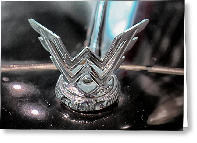 Wanderer Greeting Cards - Wanderer Hood Ornament Greeting Card by Lauri Novak