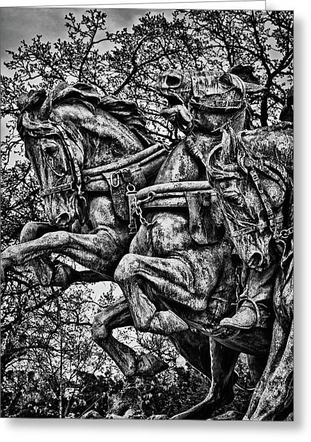 Russian Civil War Greeting Cards - Washington DC Monument Detail No 3 Greeting Card by Val Black Russian Tourchin