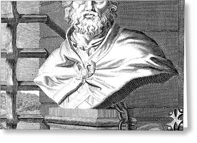 WENCESLAUS (1361-1419) Greeting Card by Granger