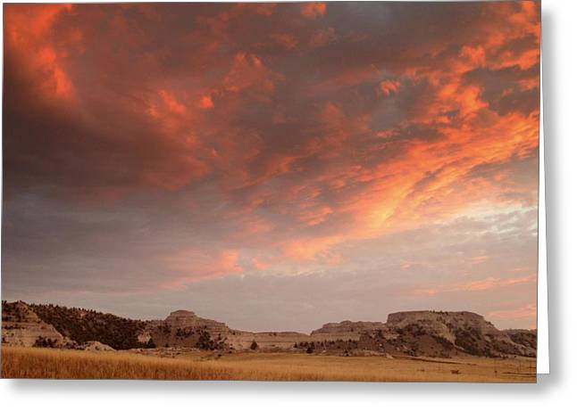Skys Greeting Cards - Western Allure.. Greeting Card by Al  Swasey