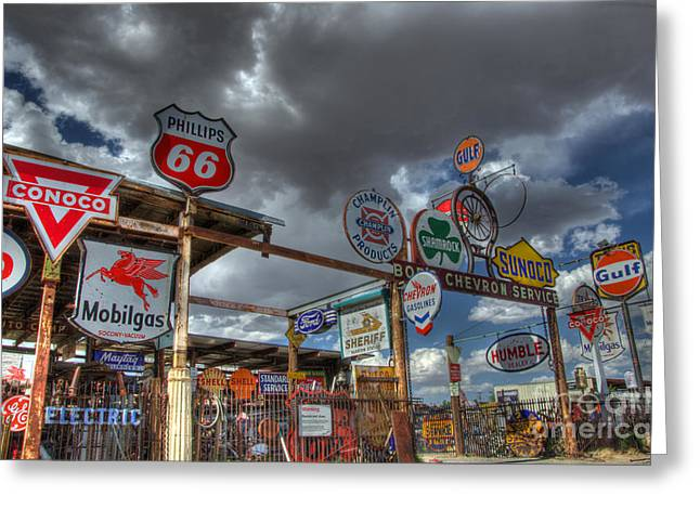 Fun Signs Greeting Cards - What Is Your Sign Greeting Card by Bob Christopher