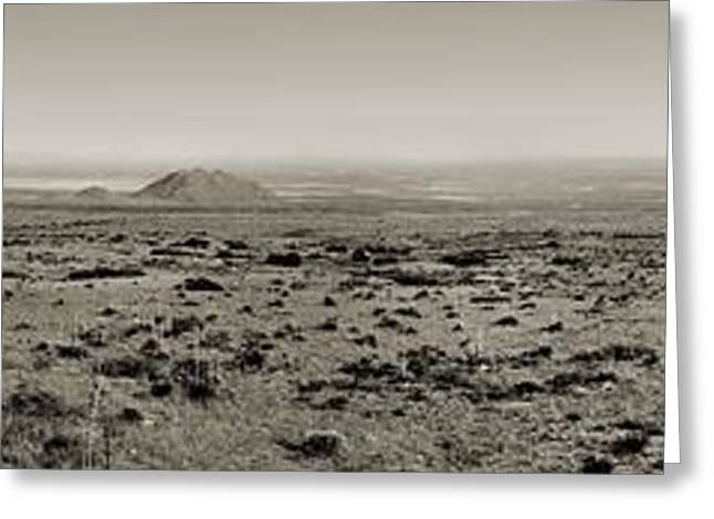 Historic Site Greeting Cards - White Sands Missile Range, Usa Greeting Card by Detlev Van Ravenswaay