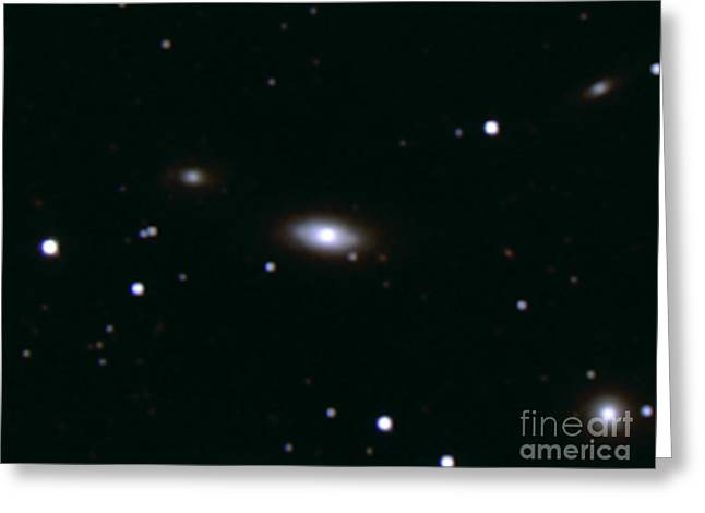 Outerspace Greeting Cards - Wide-field Infrared Image Of Sn 2006gy Greeting Card by Science Source
