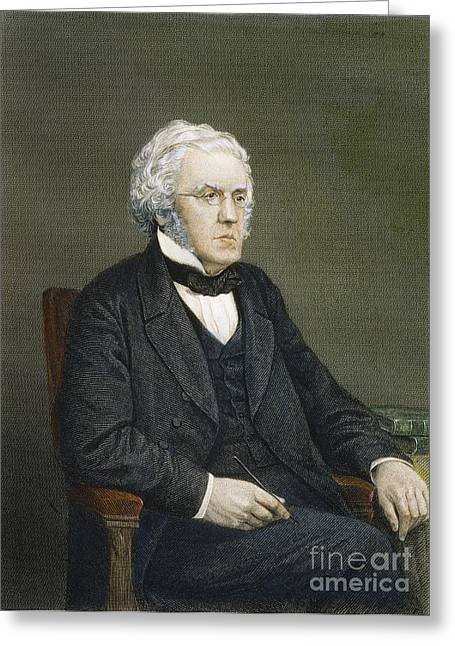 William M. Thackeray Greeting Card by Granger