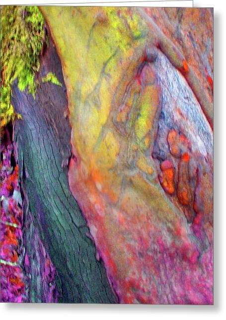 Greeting Card featuring the digital art Winning Ticket by Richard Laeton