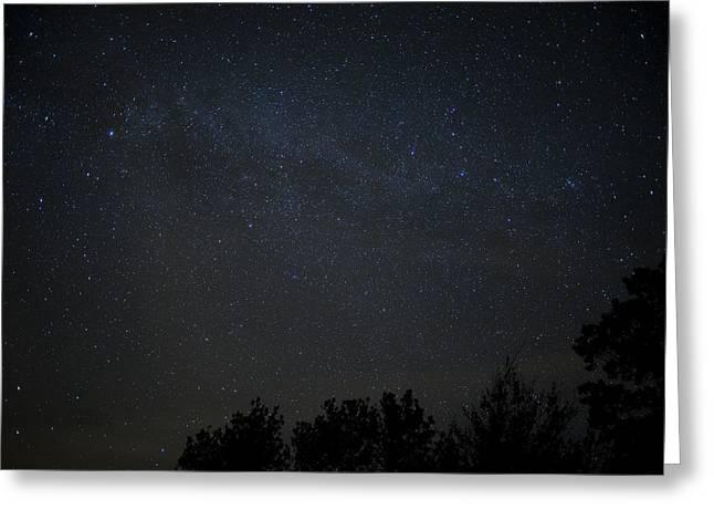 Wish Upon a Star Greeting Card by Sara Hudock