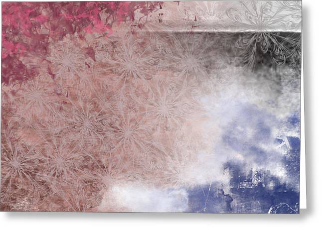 Dreams Greeting Cards - Wisps of Bliss Greeting Card by Christopher Gaston