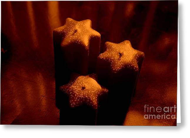 With Ambiance Greeting Card by Susanne Van Hulst