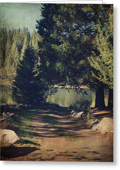 Pines Digital Art Greeting Cards - Youll Never Understand Greeting Card by Laurie Search