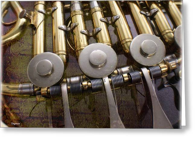 Value Greeting Cards -  French Embouchure Greeting Card by Steven  Digman