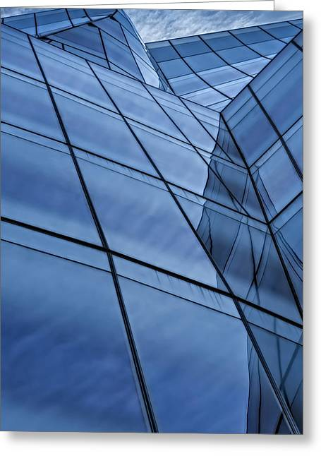 Architectural Detail Greeting Cards -  IAC InterActive Corps   Greeting Card by Susan Candelario