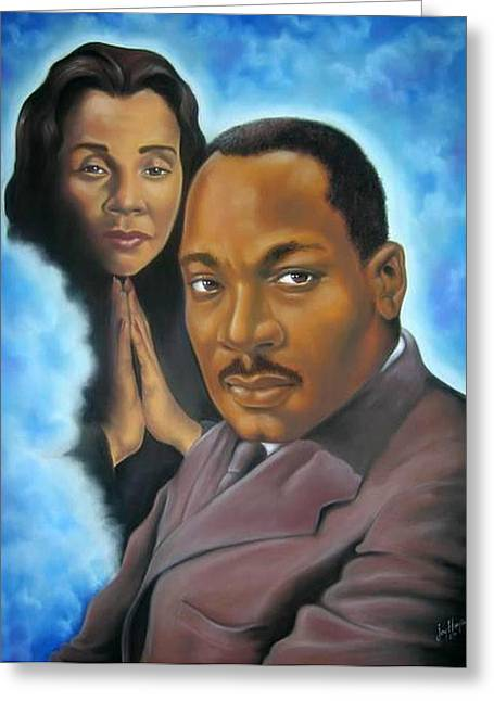 King Pastels Greeting Cards -   Remember The Dream Greeting Card by Joyce Hayes