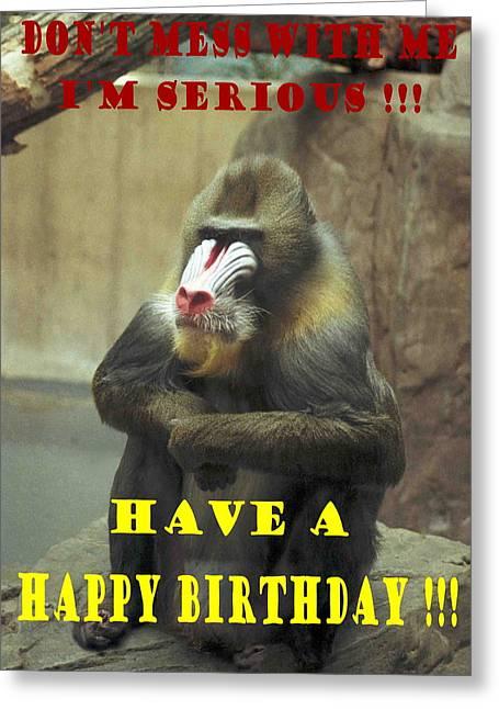 Mike Davis - Micks Pix Photos Greeting Cards - 071906-2  Birthday Card Greeting Card by Mike Davis - Micks Pix Photos