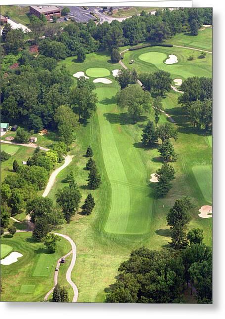 16th Hole Sunnybrook Golf Club Greeting Card by Duncan Pearson